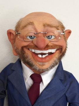 Karikatur Martin Schulz